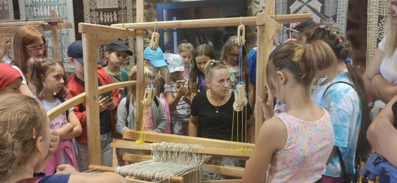 Wyjazd do Parku Kulturowego Korycin-Milewszczyzna